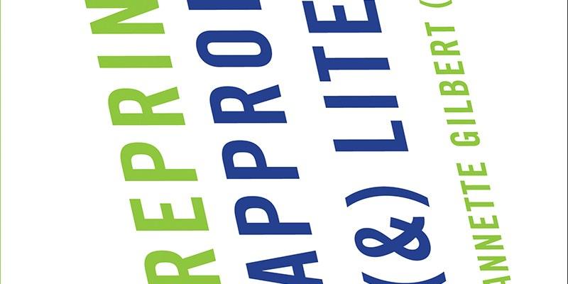 Re-Print - Appropriation (&) Literature