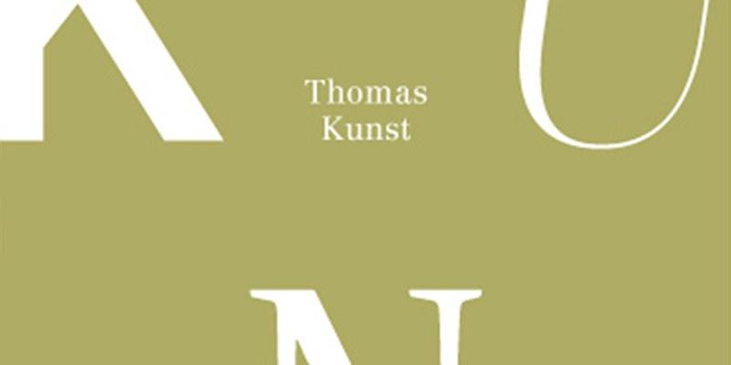 Kunst. Gedichte. 1984 - 2014