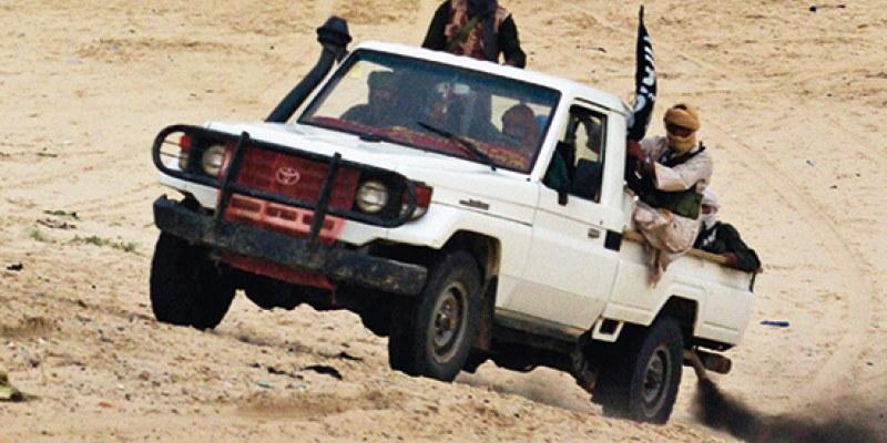 Menschenhändler - Die Schattenwirtschaft des islamistischen Terrorismus
